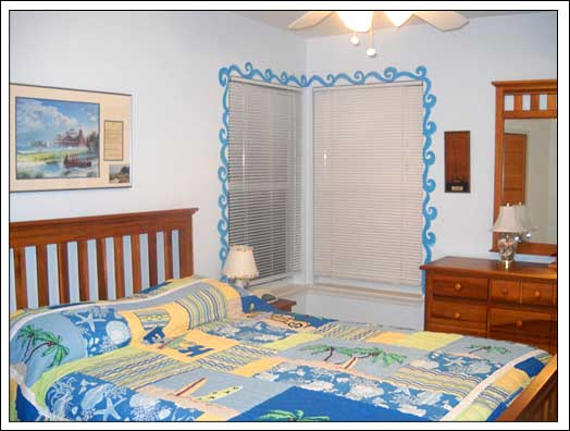 Blue Bayou Bedroom
